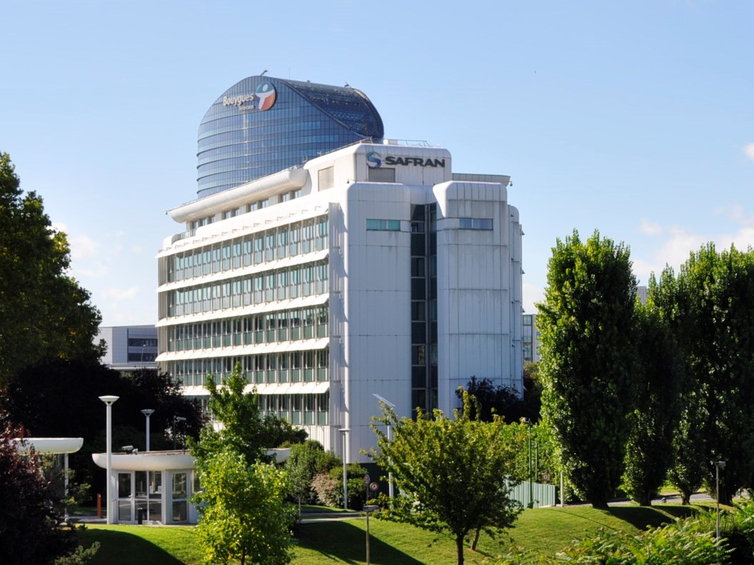 Image result for Safran headquarters