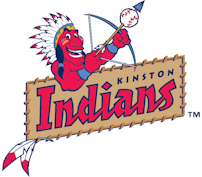 alt=Description de l'image Kinston Indians.png.