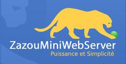 zazou mini web serveur