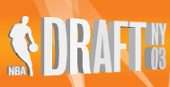 Description de l'image Logo Draft 2003 de la NBA.png.
