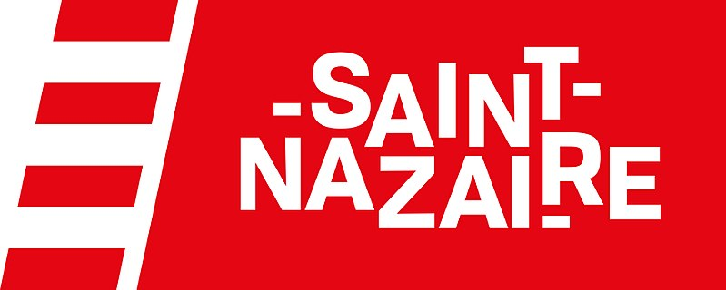 Ville De Saint Nazaire Logo