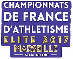 Description de l'image Logo Championnats de France d'athlétisme 2017.jpg.