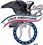 alt=Description de l'image Logo Ligue américaine.jpg.