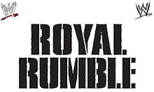 Logo officiel de Royal Rumble 2010