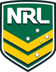 alt=Description de l'image Current NRL Logo.png.