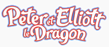 Description de l'image Peter et Elliott le dragon Logo.png.