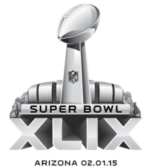 Description de l'image SuperBowl 49 Logo.png.