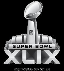 Description de l image superbowl 49 logo png