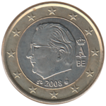 BE 1€ 2008 Albert II.png