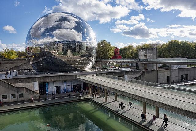 La Vilette, Районы Парижа