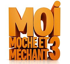 Description de l'image Moi, moche et méchant 3 Logo.jpg.