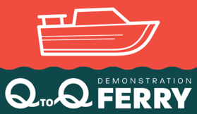 Image illustrative de l'article Q to Q Demonstration Ferry