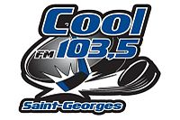 Description de l'image  Cool FM 103,5 de Saint-Georges.jpg.
