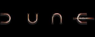 Description de l'image Dune (film, 2021) Logo.png.