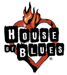 logo de House of Blues Entertainment