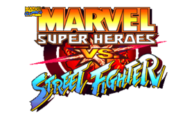 Image illustrative de l'article Marvel Super Heroes vs. Street Fighter