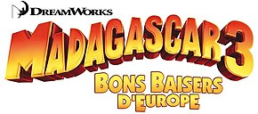 Description de l'image Madagascar 3 Bons baisers d'Europe Logo.jpg.