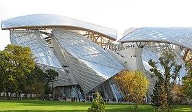 Fondation d 39 entreprise louis vuitton wikip dia - Adresse jardin d acclimatation ...