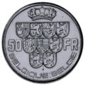 Coin BE 50F Leopold III 9shields rev FR-NL 69.png