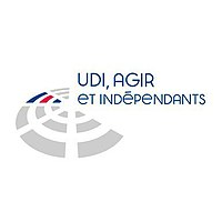 Image illustrative de l'article Groupe UDI, Agir et indépendants