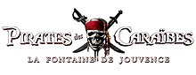 Description de l'image Pirates des Caraïbes La Fontaine de Jouvence Logo.jpg.