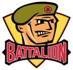Description de l'image  Battalion de Brampton.png.