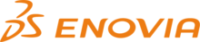 Description de l'image ENOVIA Logotype RGB Orange.png.
