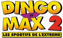 Description de l'image Dingo et Max 2 Logo.png.