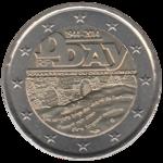 FR 2€ 2014 Débarquement.png