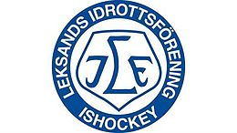 alt=Description de l'image Logo du Leksands IF.jpg.