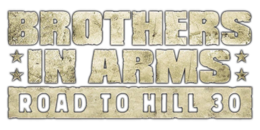 Brothers in Arms Road to Hill 30 Logo.png