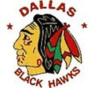 Description de l'image Logo Dallas Black Hawks.jpg.