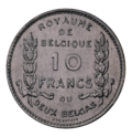 Coin BE 10F 100years independence rev FR 57.png