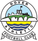 Logo du Dover Athletic