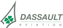 alt=Description de l'image Logo Dassault Aviation.png.