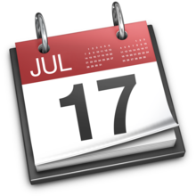 Synchroniser Calendrier Iphone Et Mac.Calendrier Apple Wikipedia