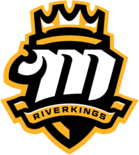 Description de l'image Logo des Riverkings du Mississippi 2015.png.