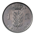 Coin BE 1F Ceres rev FR 77.png