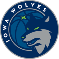 Logo du Wolves de l'Iowa