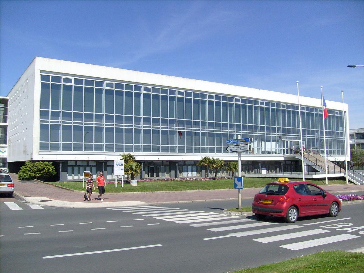 Centre Commercial Palais Des Congrès palais des congrès de royan — wikipédia