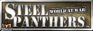 Logo de Steel Panthers: World at War