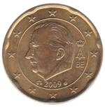 BE 20 euro cent 2009 Albert II.png