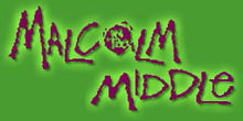 Description de l'image Malcolm Middle logo.jpg.
