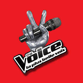 Logo de The Voice : La Plus Belle Voix.