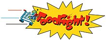 Description de l'image Foodfight! film logo.jpg.