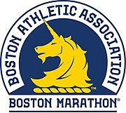Description de l'image Boston marathon - logo.jpg.