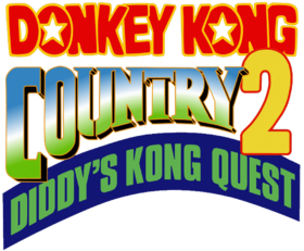 Image illustrative de l'article Donkey Kong Country 2: Diddy's Kong Quest