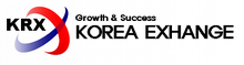 logo de Korea Exchange한국거래소