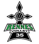 Logo du Rennes Volley 35