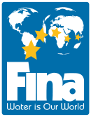 Logotype officiel de la FINA